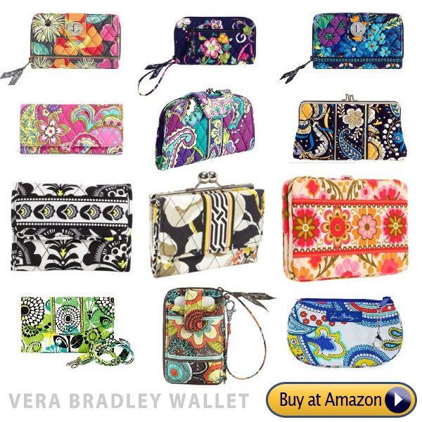 0353a0101 vera bradley designer wallets for teenage girls | Wallets For Women ...