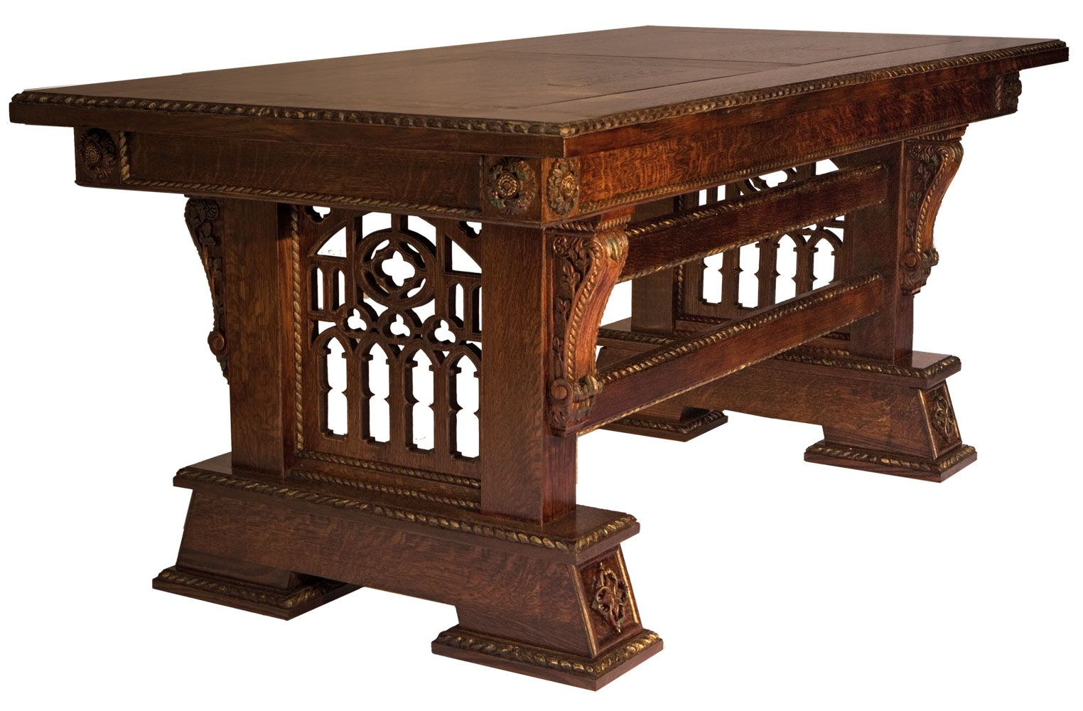 Gothic Dining Table Furniture
