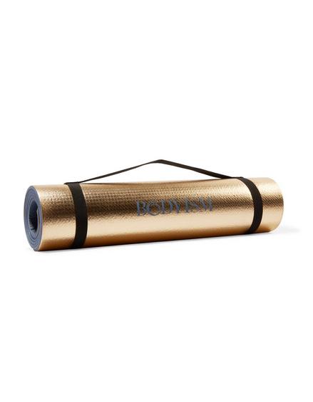 ec56ab98f6ea Metallic Gold Yoga Mat | Items you need | Yoga, Workout, Yoga bag