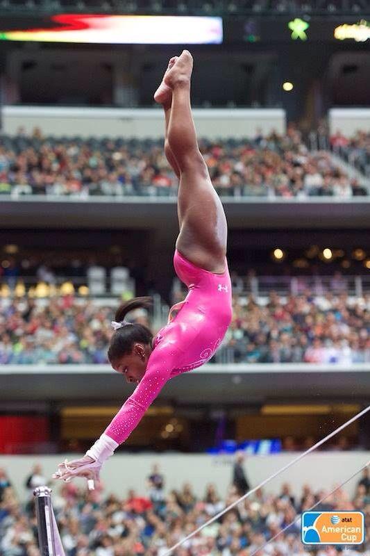 simone biles artistic gymnastics