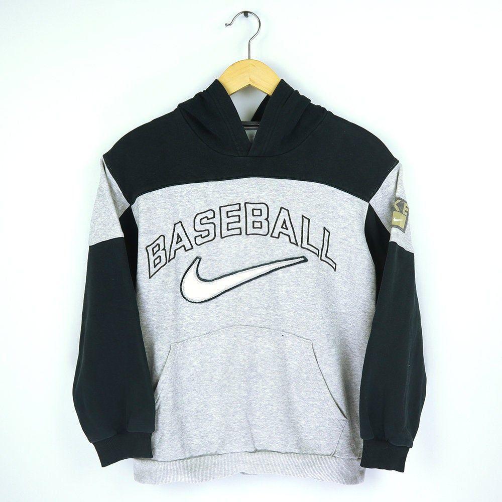 NIKE USA Baseball Vintage 90s NIKE Pullover Jumper Hoodie