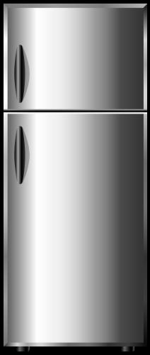 Refrigerator Png Clipart Refrigerator Png Clip Art Kitchen Clipart