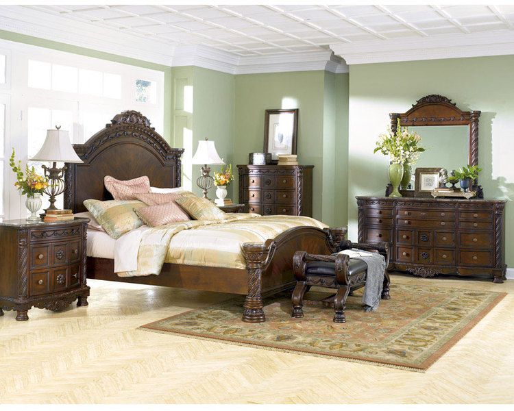 Ashley Furniture Bedroom Sets Bedroom Furniture Discounts - Ashley furniture store bedroom sets