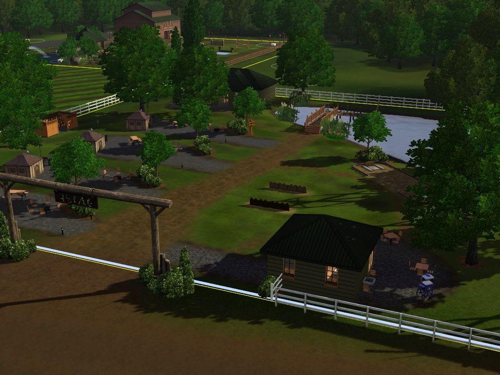 Storybrook County Custom Worlds