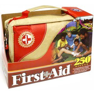Be Smart Get Prepared First Aid Kit 250 Pc First Aid Kit First Aid Kit