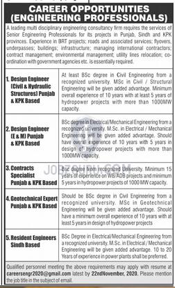 Pin On Pakistan Jobs