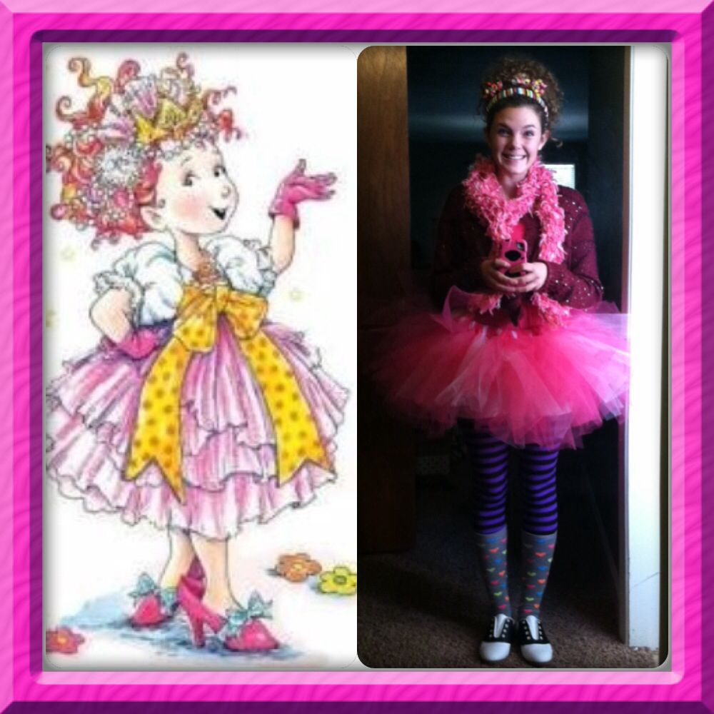 Fancy Nancy Costume Fancy Nancy Costume Teacher Halloween Costumes Fancy Nancy