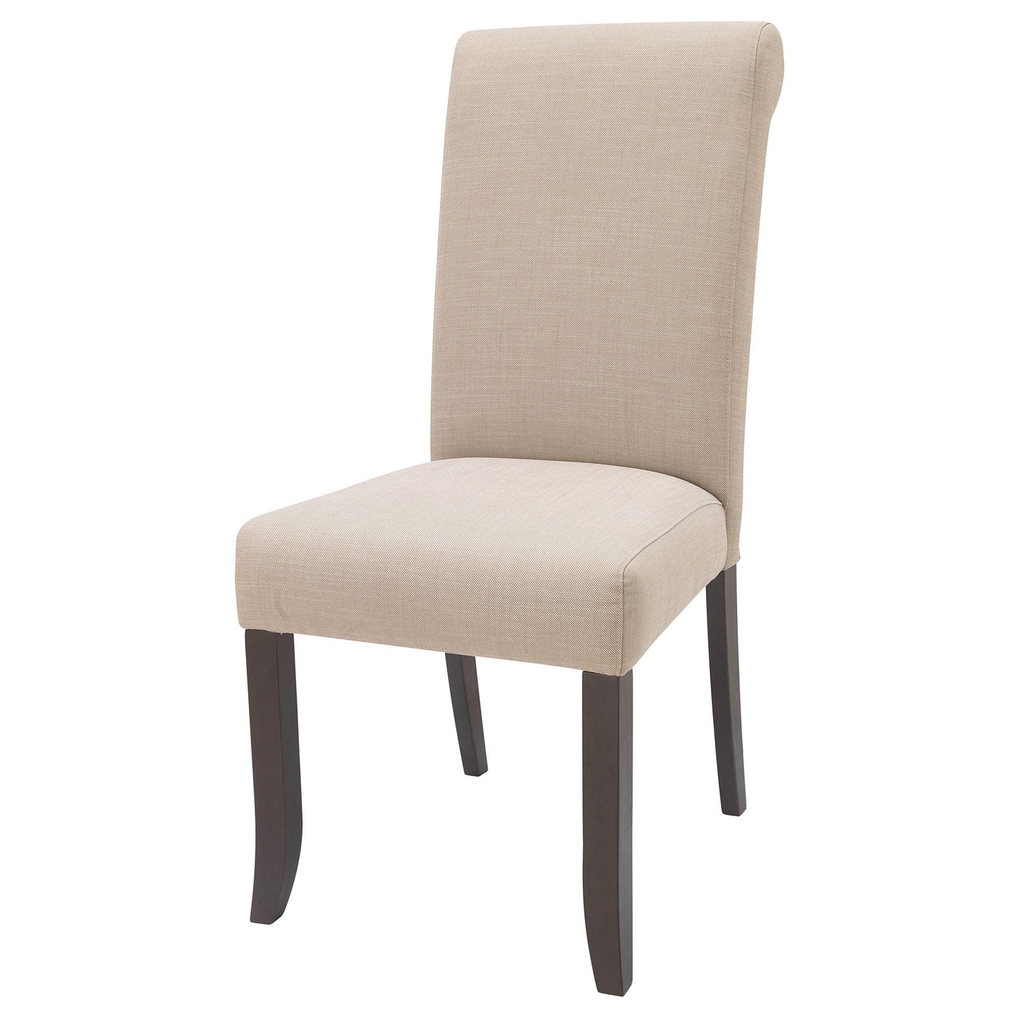 Ikea Gruvbyn Brown Nordvalla Dark Beige Chair Chair Oversized