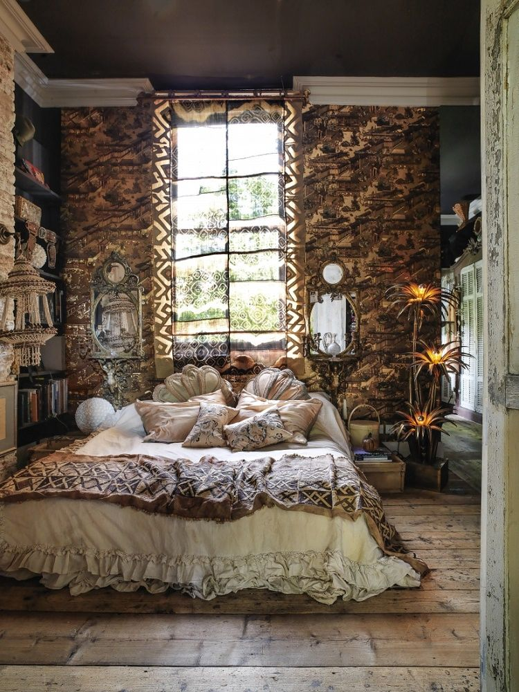 Eclectic Boho Bedroom Ideas