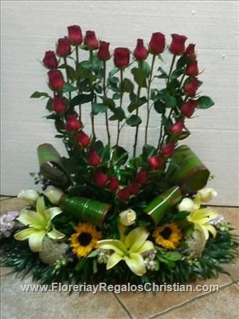 Envío De Flores En Tijuana Florería Y Regalos Christian