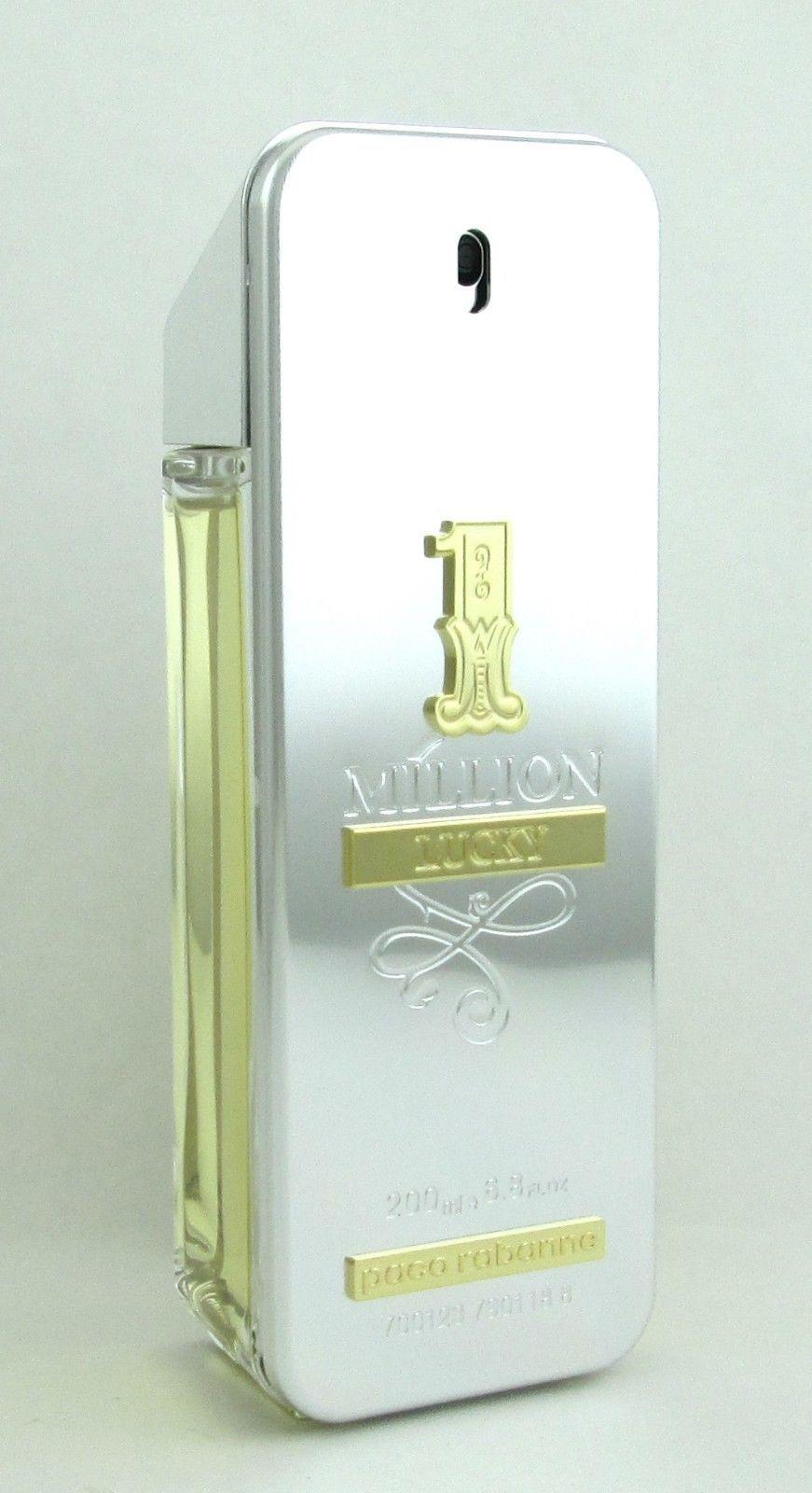 89 99 1 One Million Lucky Cologne Paco Rabanne 6 8 Oz Edt Spray For Men New No Box Million Cologne Rabanne Gif Perfume Mens Cologne Eau De Toilette