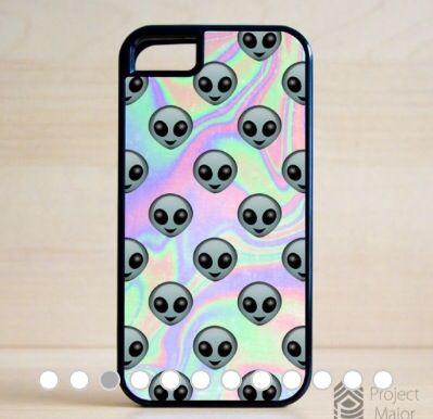 IPhone 5s alien case in black rubber http://m.ebay.com/itm/390918160146?nav=SEARCH&varId=660283751620