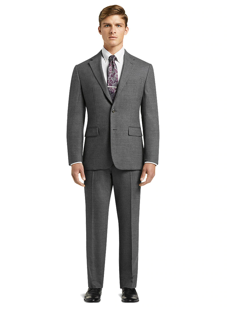 1905 Collection Tailored Fit Suit CLEARANCE Clearance