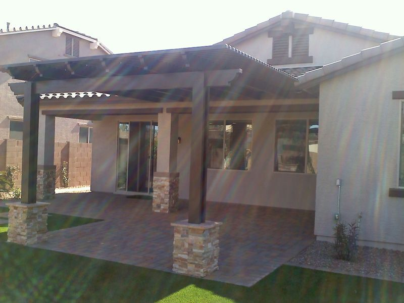 Mesa Awning Is A Proud Distributor Of Alumawood® Aluminum Patio Covers,  Serving Homes All Over The Phoenix, AZ Area. Call Us At For Free Quote!