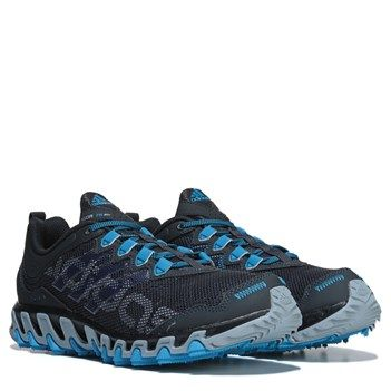 af597812017cc adidas Vigor 4 TR Trail Running Shoe Grey Blue