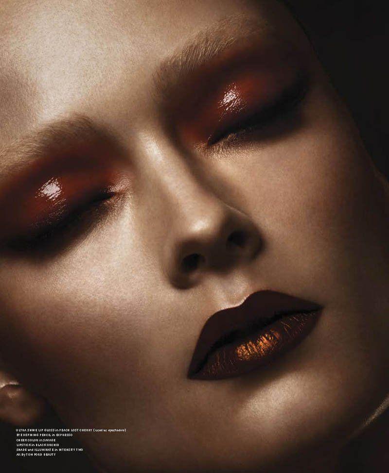 olga2 Olga Maliouk by Geoff Barrenger for Pulp Magazine #4