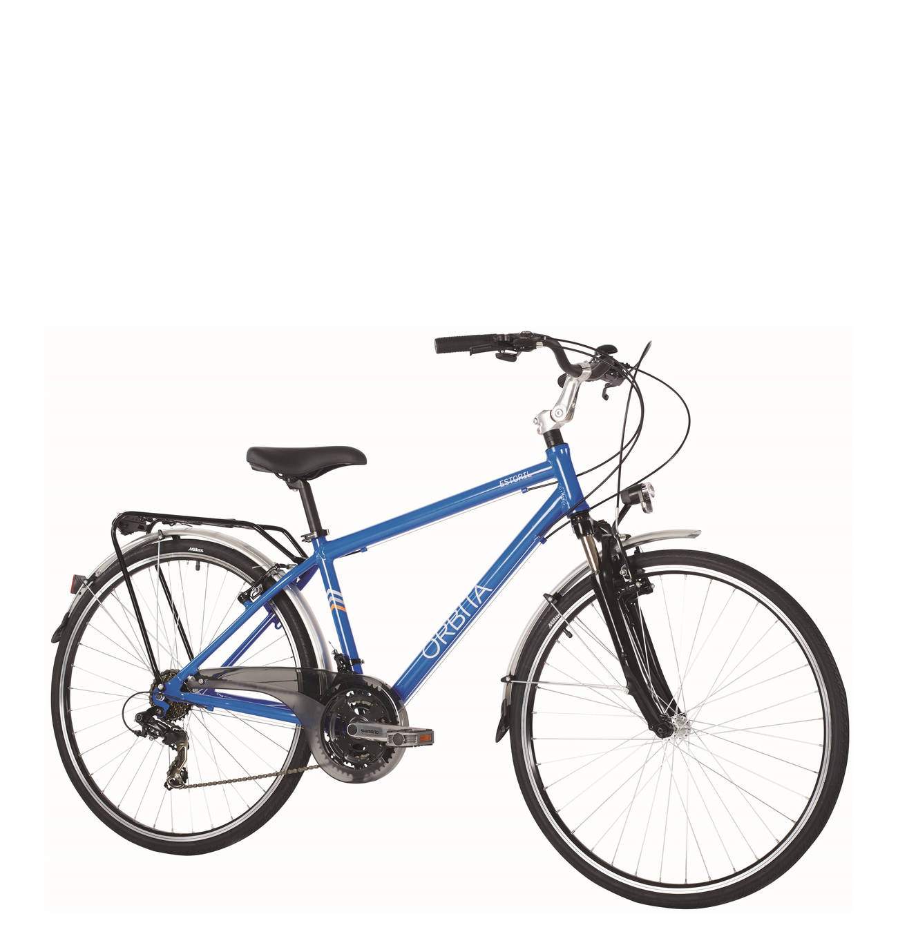 28 Zoll Herren Trekking Fahrrad 21 Gang Estoril Plus ...