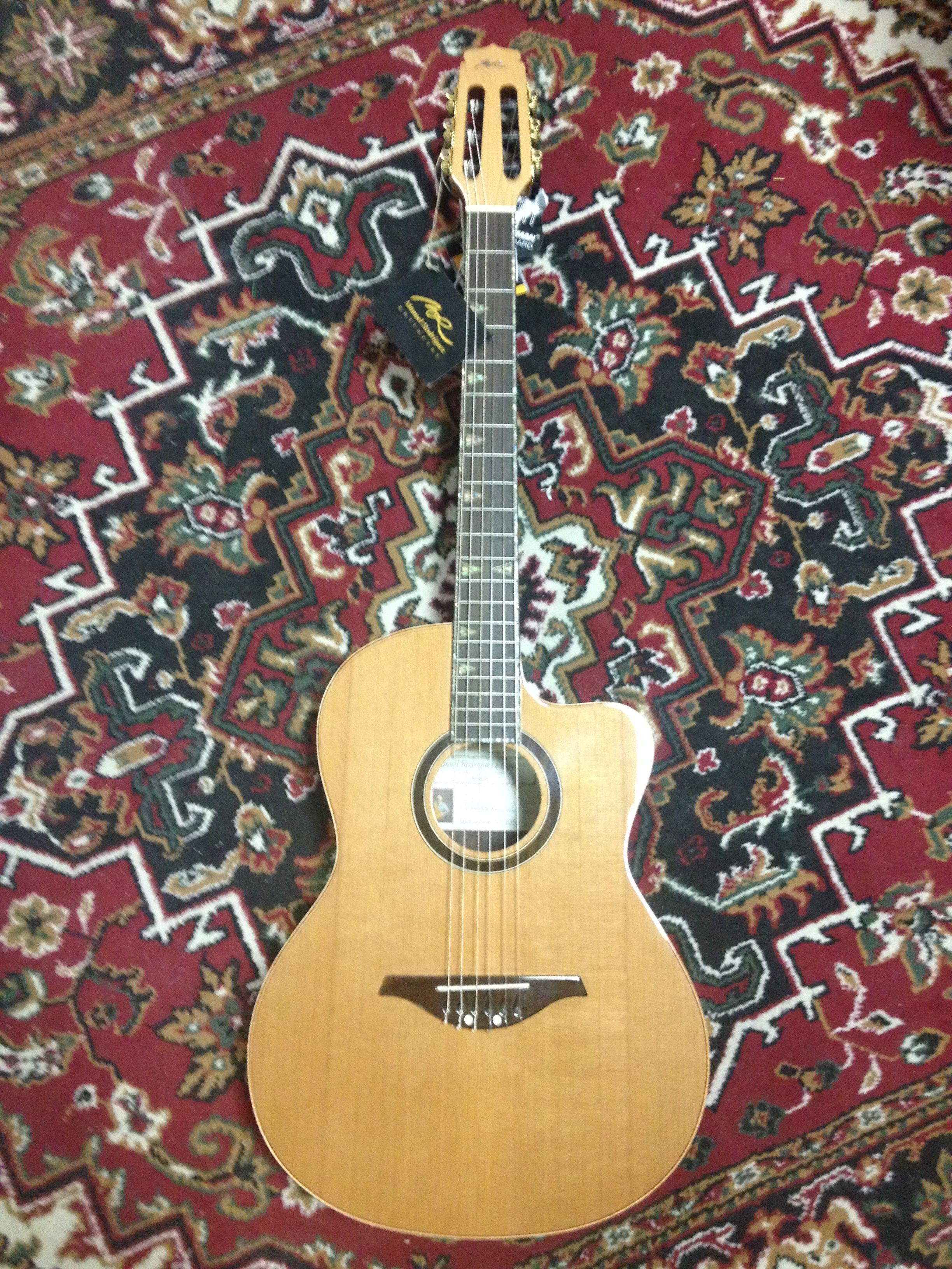 Guitarras Manuel Rodríguez - Made in Spain