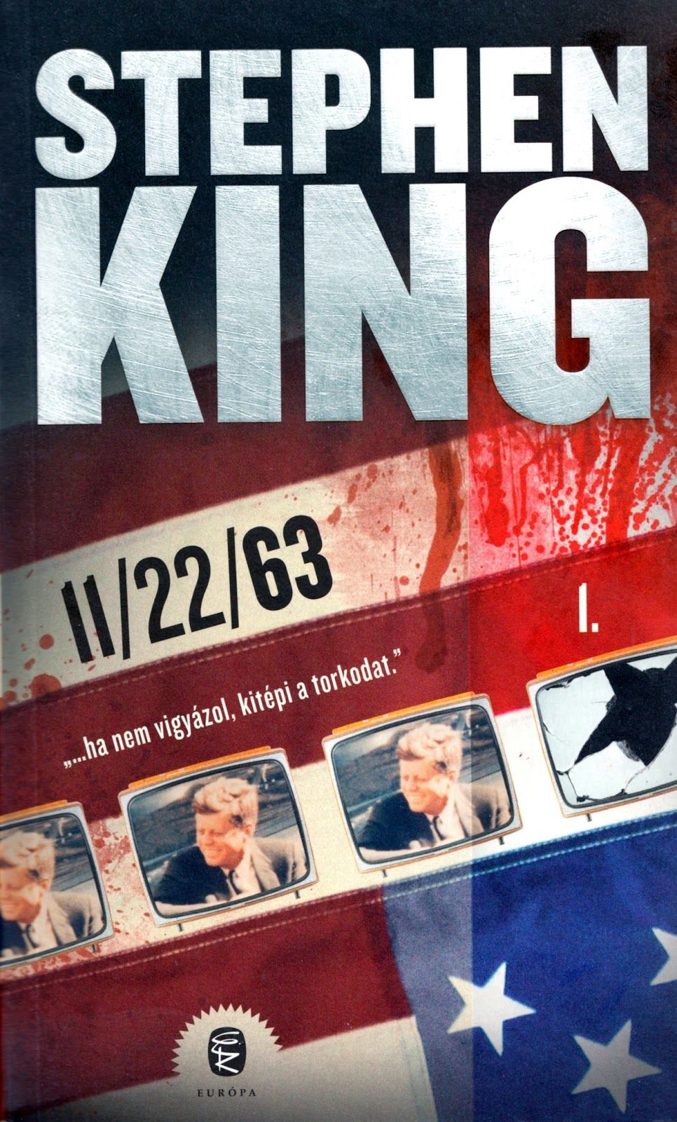 "Image result for Stephen King's ""11/22/63"""