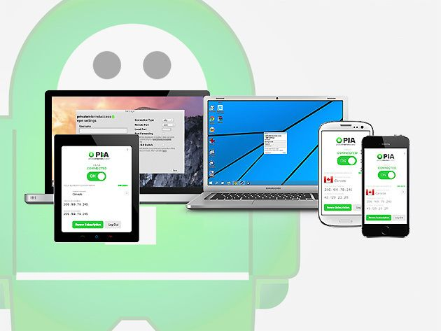 Private Internet Access Vpn Not Connecting