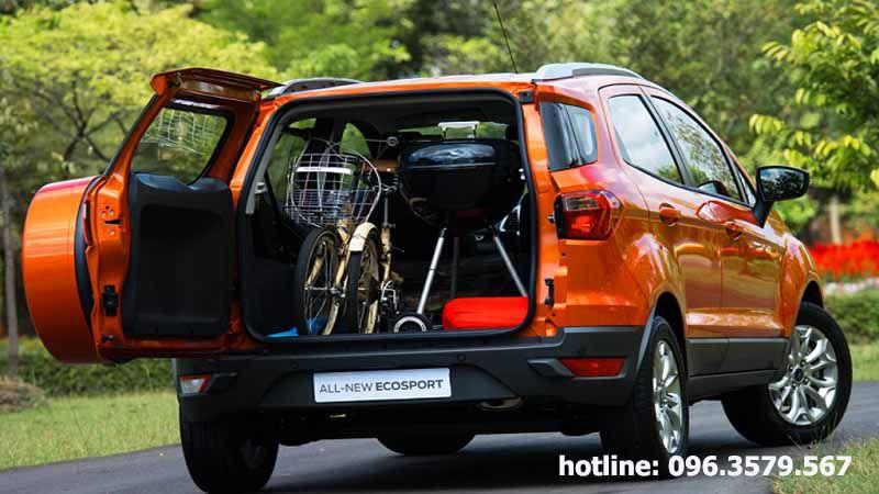 hé lộ thông tin giá xe Ford Ecosport titanium