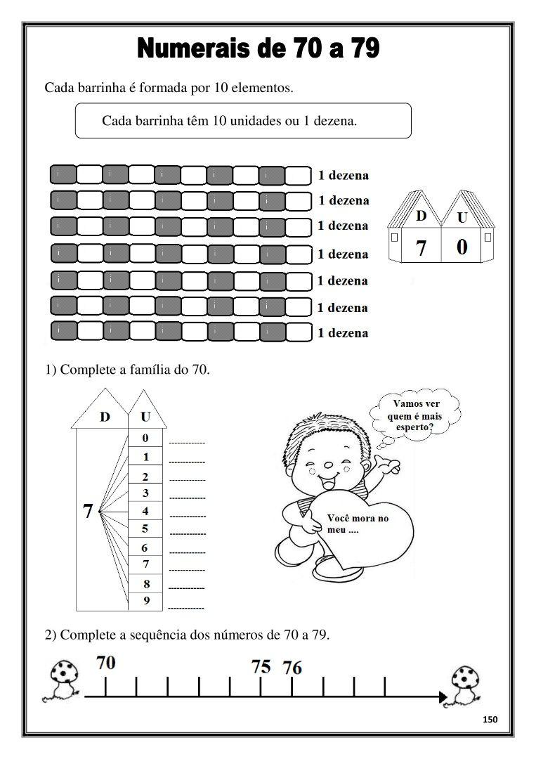 Apostila De Matematica Atividades Apostila De Matematica