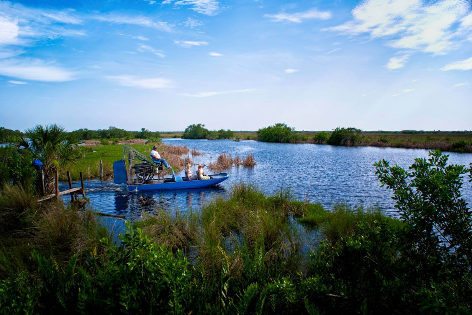 EcoTours With Everglades Excursions Airboat rides, Day