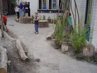 De Twee Heren: Montessorischool De Wegwijzer in Enkhuizen