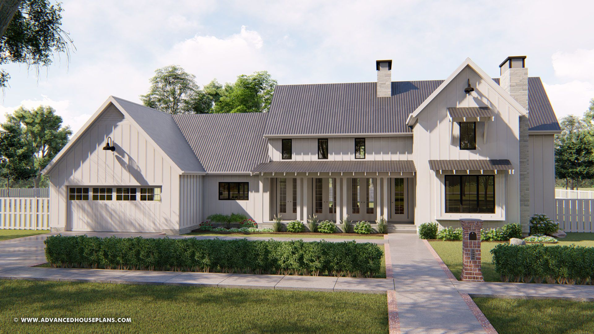 1.5 Story Modern Farmhouse Plan | Rosewood in 2019 | Modern ... on styles of screened in porches, two-story small house plans, two-story house styles, country homes with porches, two-story white house, two-story cottage floor plans, two-story craftsman house plans, two-story ranch house plans, victorian porches, two-story square house plan, two-story beach house plans, homes with small porches, two-story house with pool, two-story house types, ranch homes with front porches, two-story modern homes, two-story narrow lot house plans, two-story tree house, two-story house with porch,