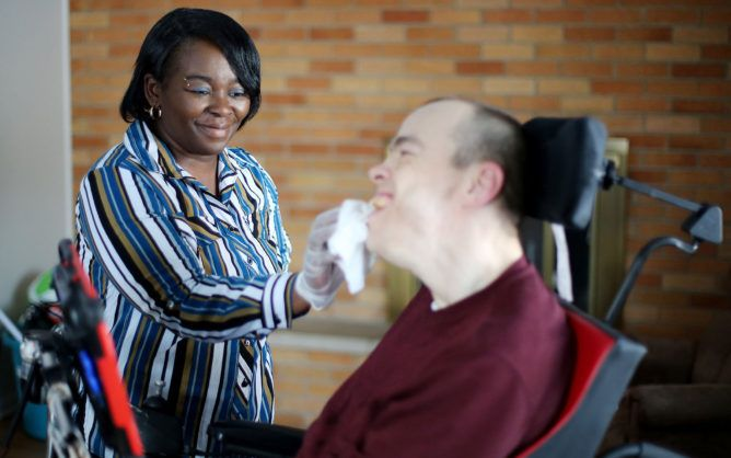 More With Developmental Disabilities >> Agencies That Offer Supports To People With Developmental