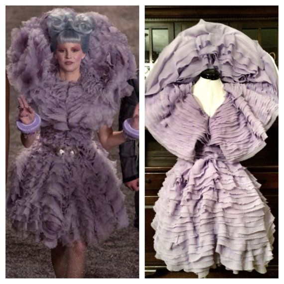 effie trinket catching fire costume by deconstructress on. Black Bedroom Furniture Sets. Home Design Ideas