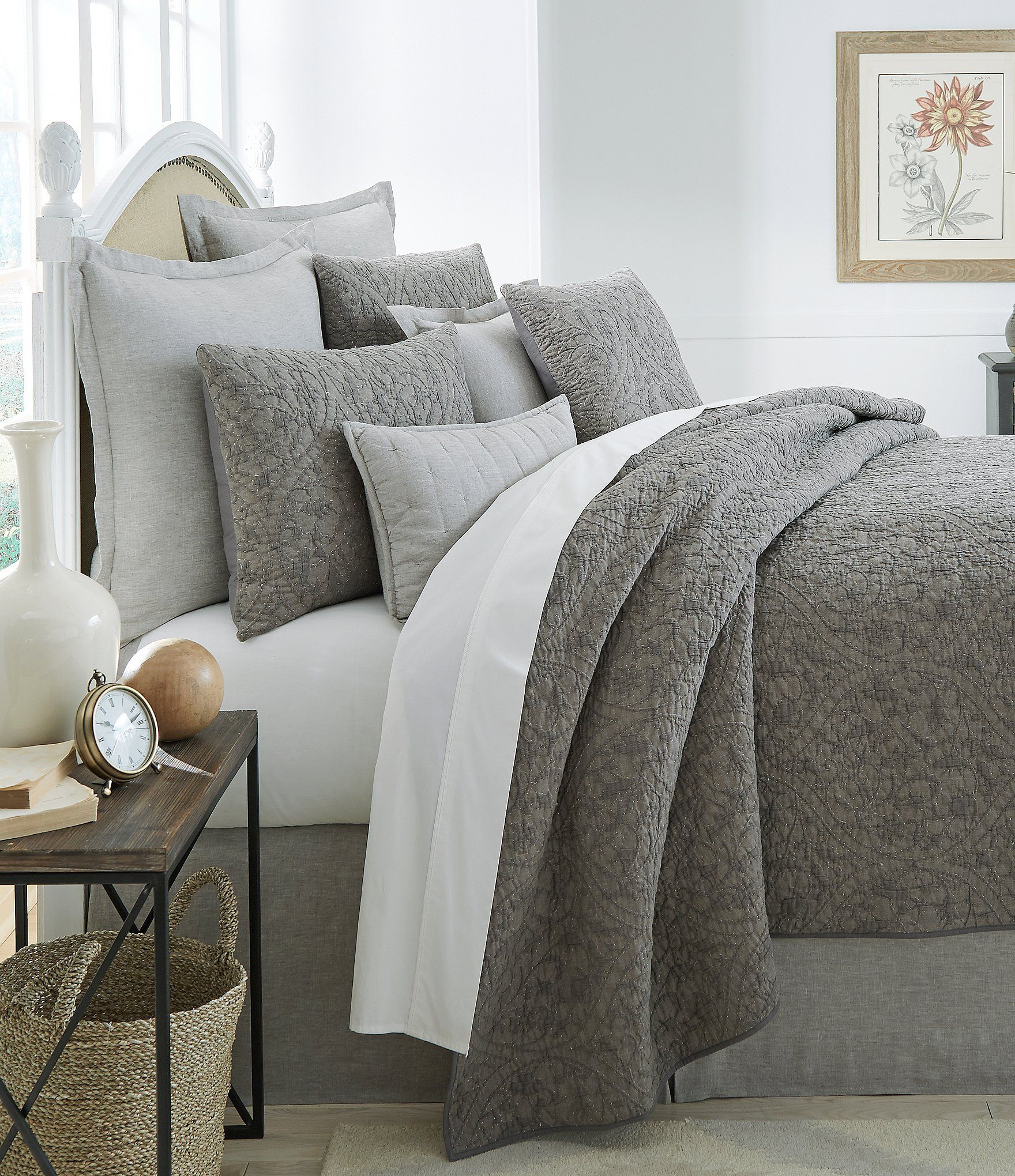 Belvedere Quilted Coverlet Mini Set