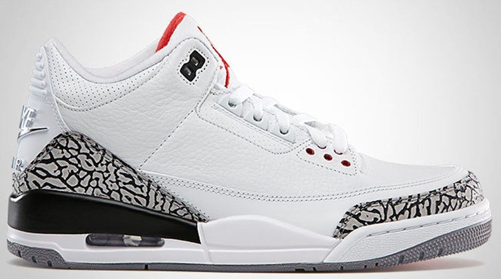72e18138db4613 Air Jordan 3  The Definitive Guide to Colorways