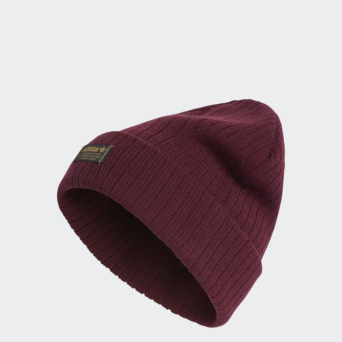 c2d2bf87be788 adidas ORIGINALS WIDE RIB BEANIE - Womens Hats For Women