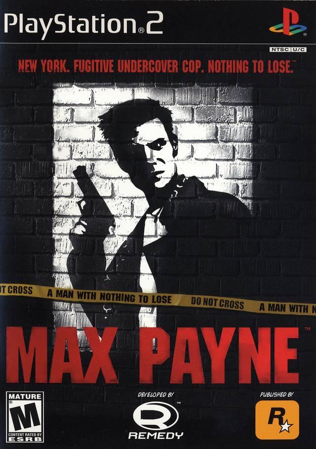 Max Payne Ps2 Iso Download Portalroms Com Jogos De Playstation Playstation 2 Playstation