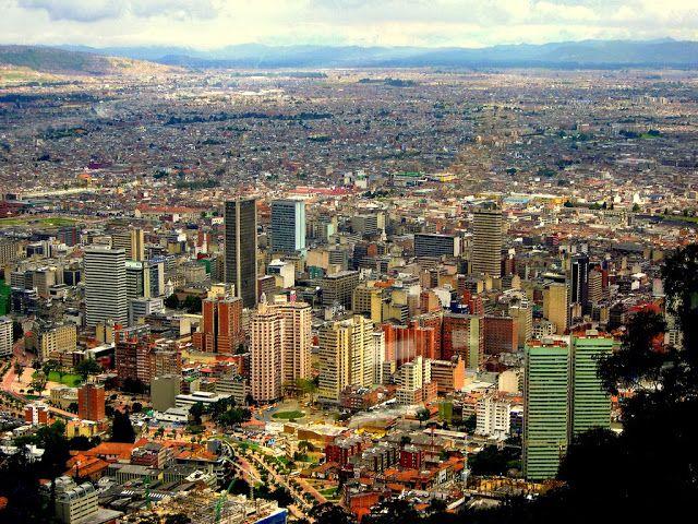 Cities Of The World Wallpapers HD Part 7 Guangzhou Karachi Bogota Hong