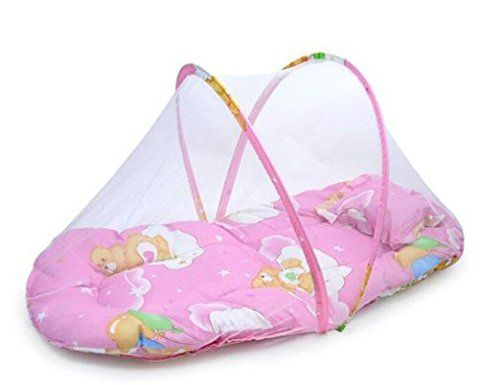 LOHOME® Small-size Baby Mosquito Net Crib Instant Pop Up Baby Tent Kids  sc 1 st  Pinterest : infant tent bed - memphite.com