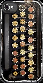 Vintage Typewriter by CaseBase