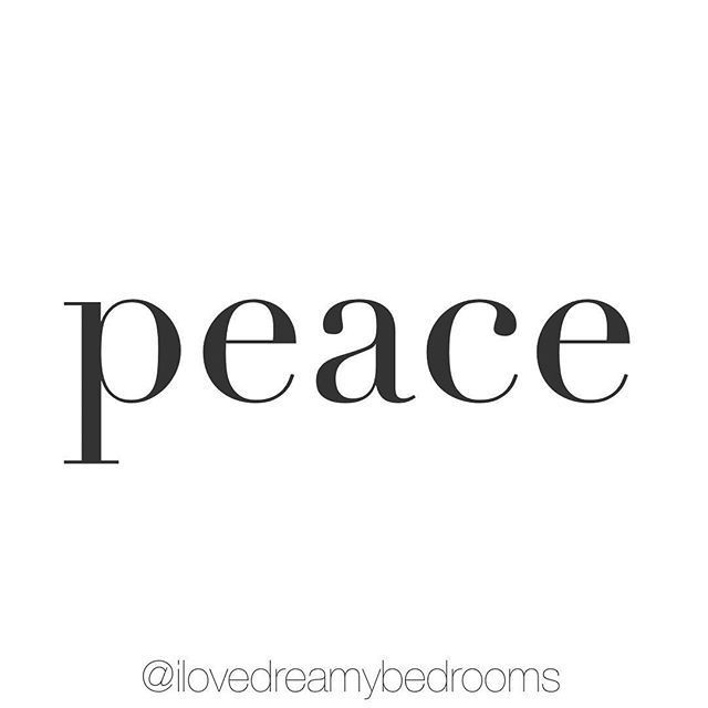 QUOTE | Peace Love ❤ Joy