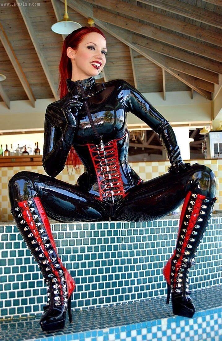 latex corset beauchamp Bianca