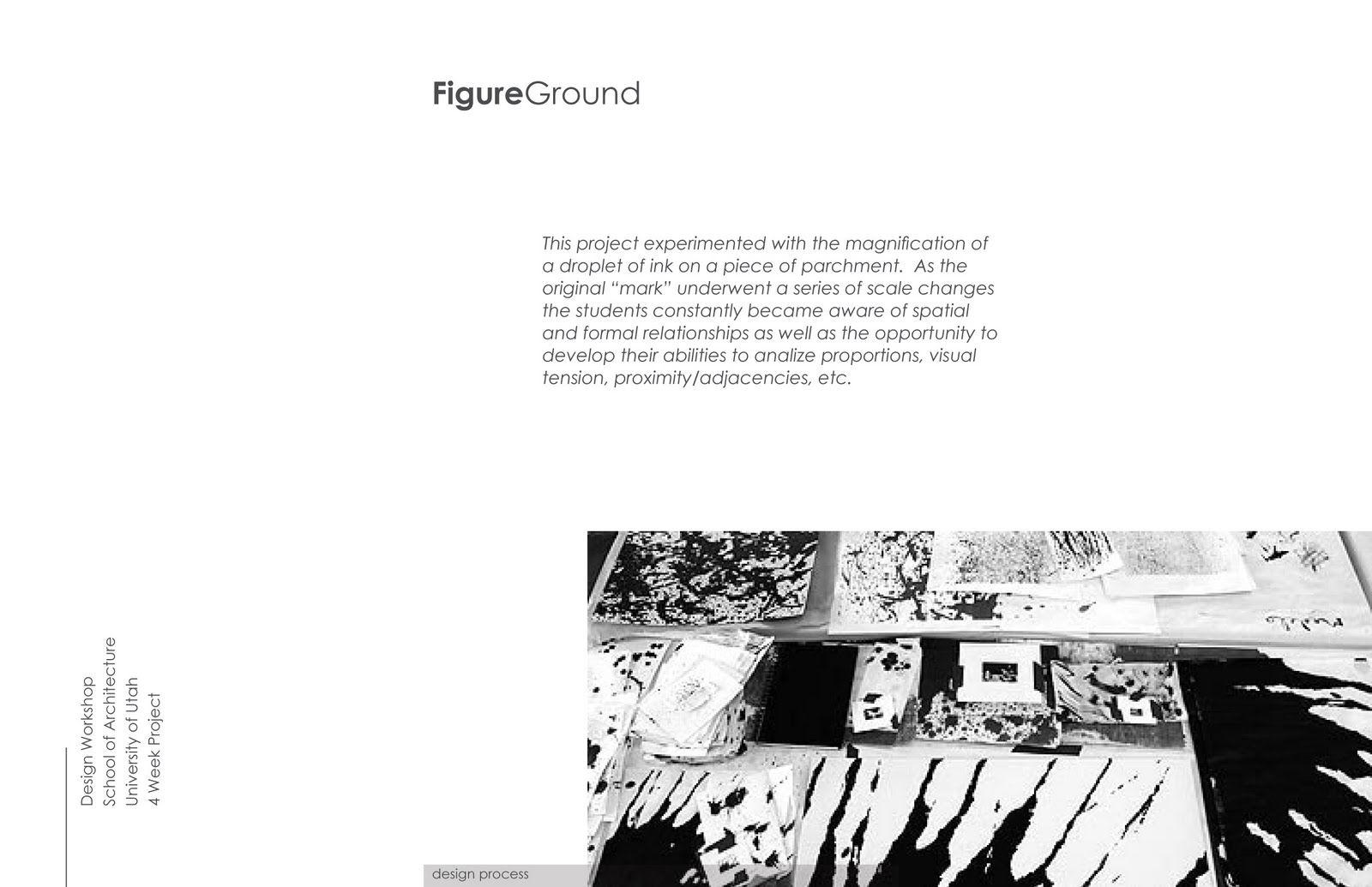 architecture student portfolio template google search book