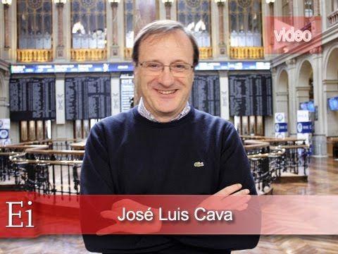 """José Luis Cava """"Creo que las bolsas subirán el próximo año en torno """"......"""
