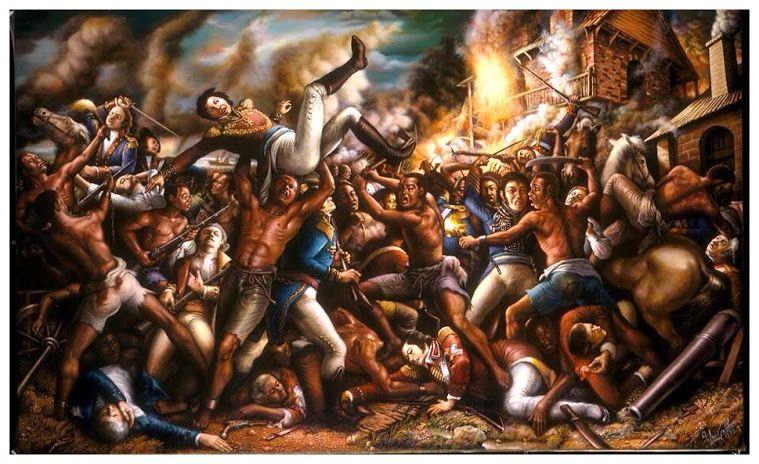 Google+August 22, 1791 - Haitian Slave Revolution begins under voodoo priest Boukman