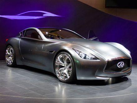Luxury Cars Infiniti Luxury Cars Pictures Hybrid Car Futuristic Cars Infiniti