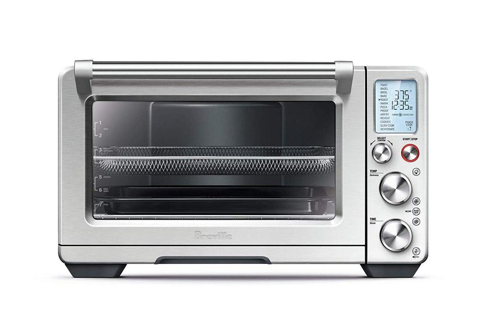 What Reviewers Have To Say About The Breville Smart Oven Air Countertop Oven Countertop Convection Oven Rotisserie Oven