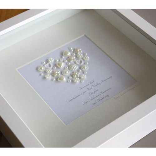 Gifts for 30th wedding anniversary couples