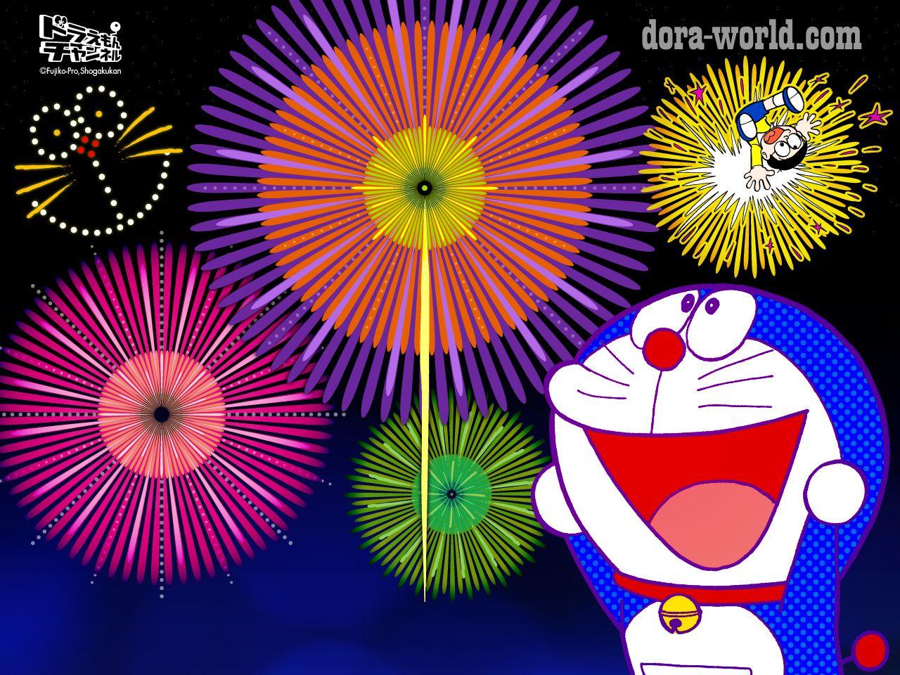 Gambar Doraemon Kartun Pinterest