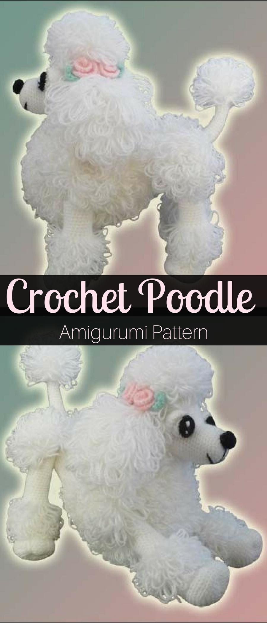 poodle pattern Crochet