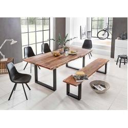 Photo of Colección Premium by Home affaire mesa de comedor Manhattan Home Affaire