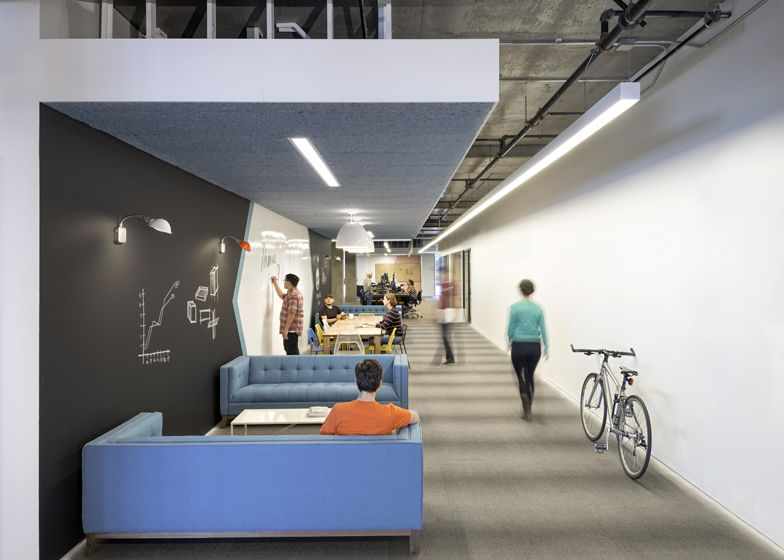cisco offices studio. Delighful Offices Cisco Offices By Studio OA Features Wooden Meeting Pavilions In Offices S